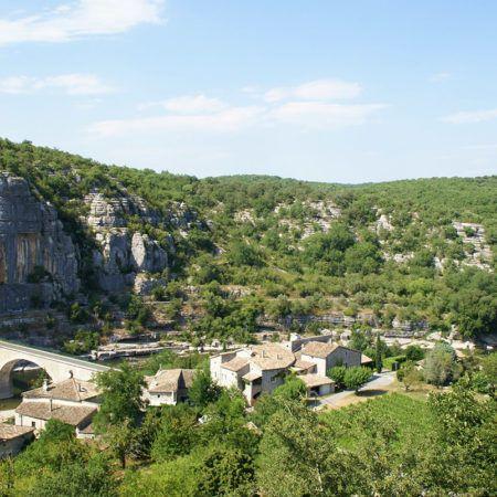 Balazuc - village classé Ardèche