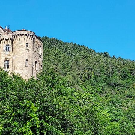 Schloss von Largentière