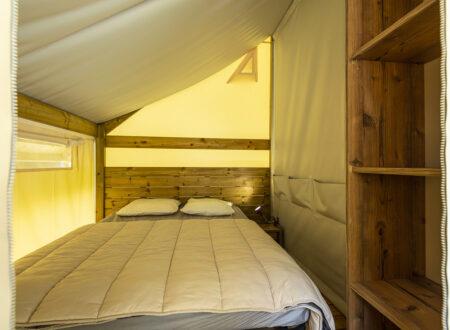 Tente Ecolodge | Hébergement insolite en Ardèche