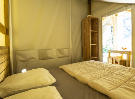 Tente Ecolodge| Hébergement insolite en Ardèche