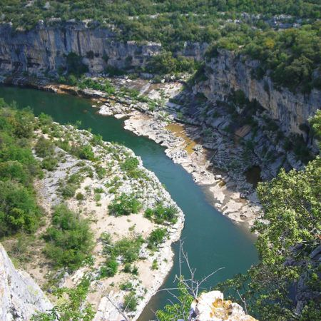 The Gorges of the Ardèche