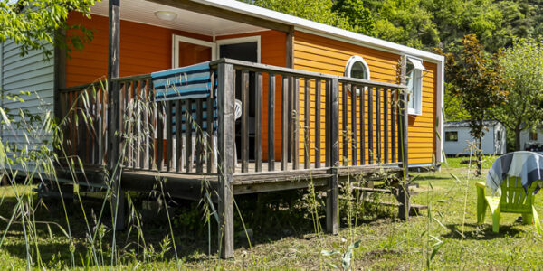 Location de mobil home | Camping 3 etoiles en Ardèche