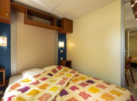 Mobil-home Confort | location mobil home climatisé Ardèche | 3 chambres |6 personnes