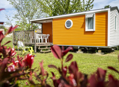 Loggia Mobile home