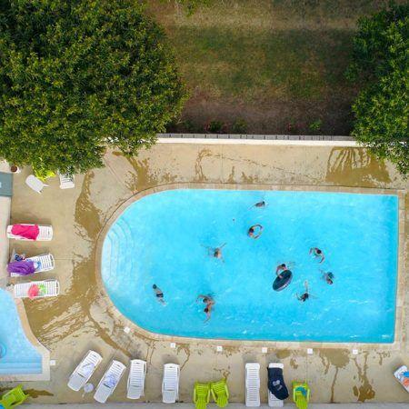 La piscine | Camping 3 étoiles Ardèche Piscine et rivière
