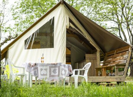 Ecolodge Tent